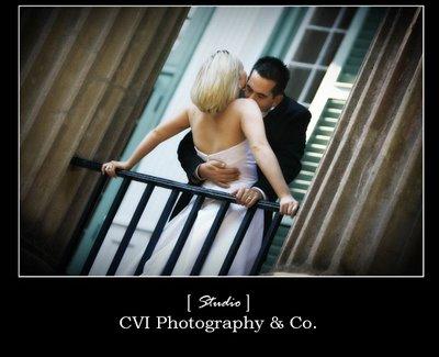 Charleston Wedding Photographers Virgil Bunao Trash the Dress: Urban Style