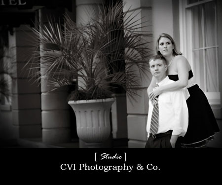 Charleston Wedding Photographers Virgil Bunao { E session } Christina and Russell