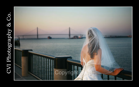 Charleston Wedding Photographers Virgil Bunao Marie { bridal portrait session }