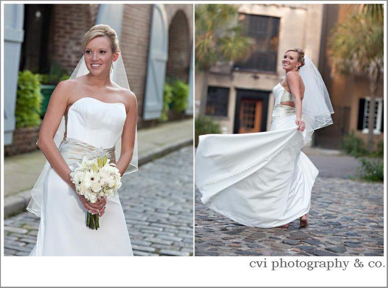 Charleston Wedding Photographers Virgil Bunao Tara | Bridal Portrait Session
