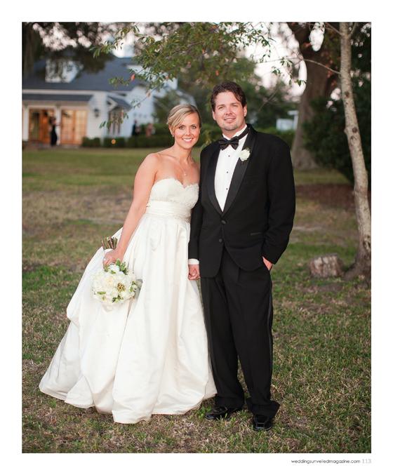 Charleston Wedding Photographers Virgil Bunao Published on Weddings Unveiled