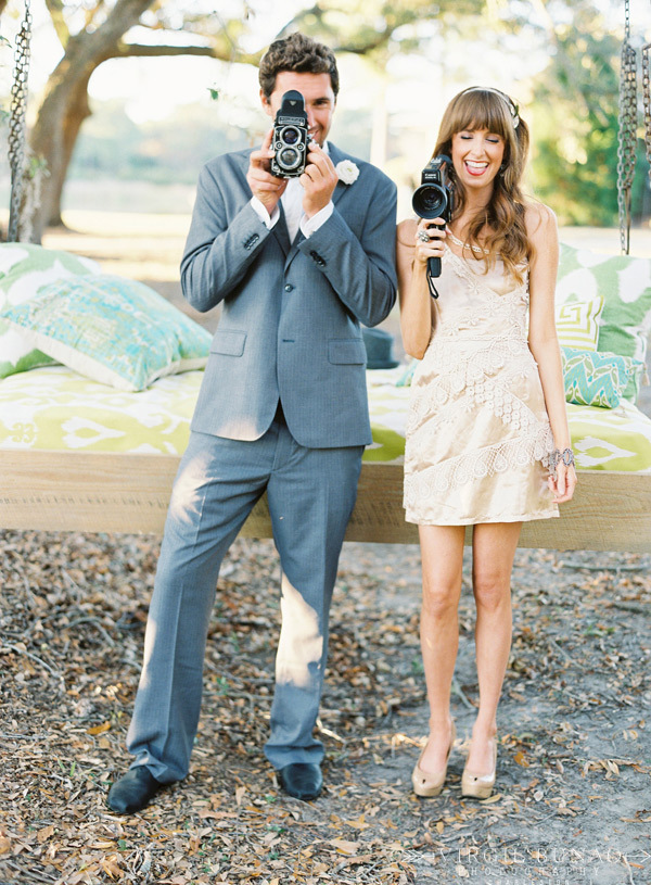 Charleston Wedding Photographers Virgil Bunao Vintage Glam