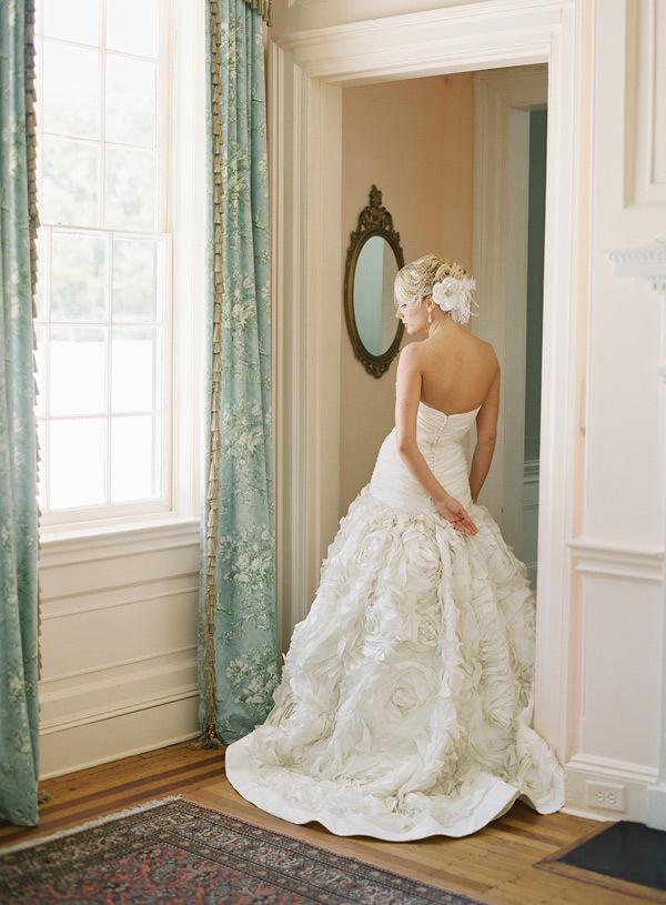 Charleston Wedding Photographers Virgil Bunao Crystal | bridal portraits