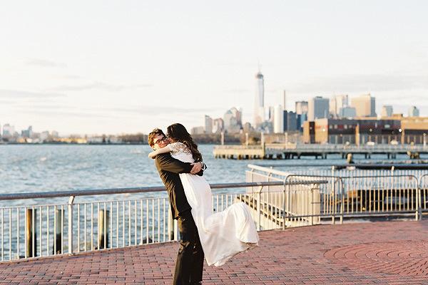 Charleston Wedding Photographers Virgil Bunao Anne and Jason | New York City