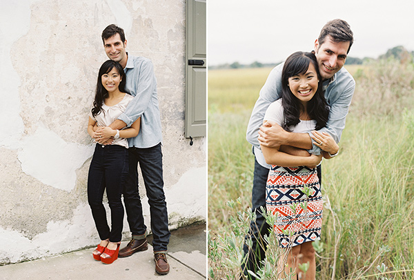 Charleston Wedding Photographers Virgil Bunao Alice and Forrest | engagement session