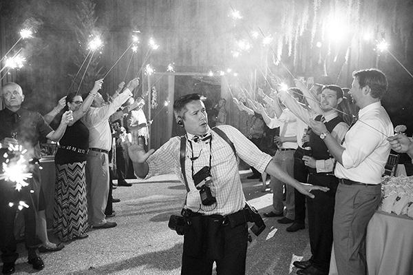 Charleston Wedding Photographers Virgil Bunao Don't Shoot the Photographer