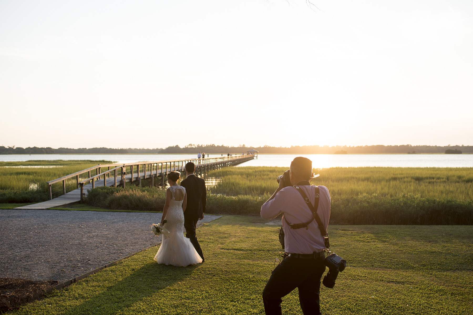 Charleston Wedding Photographers Virgil Bunao Behind the Scenes | Part Two