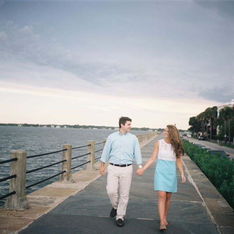 Charleston Wedding Photographers Virgil Bunao Sarah and Demitri | Charleston Engagement