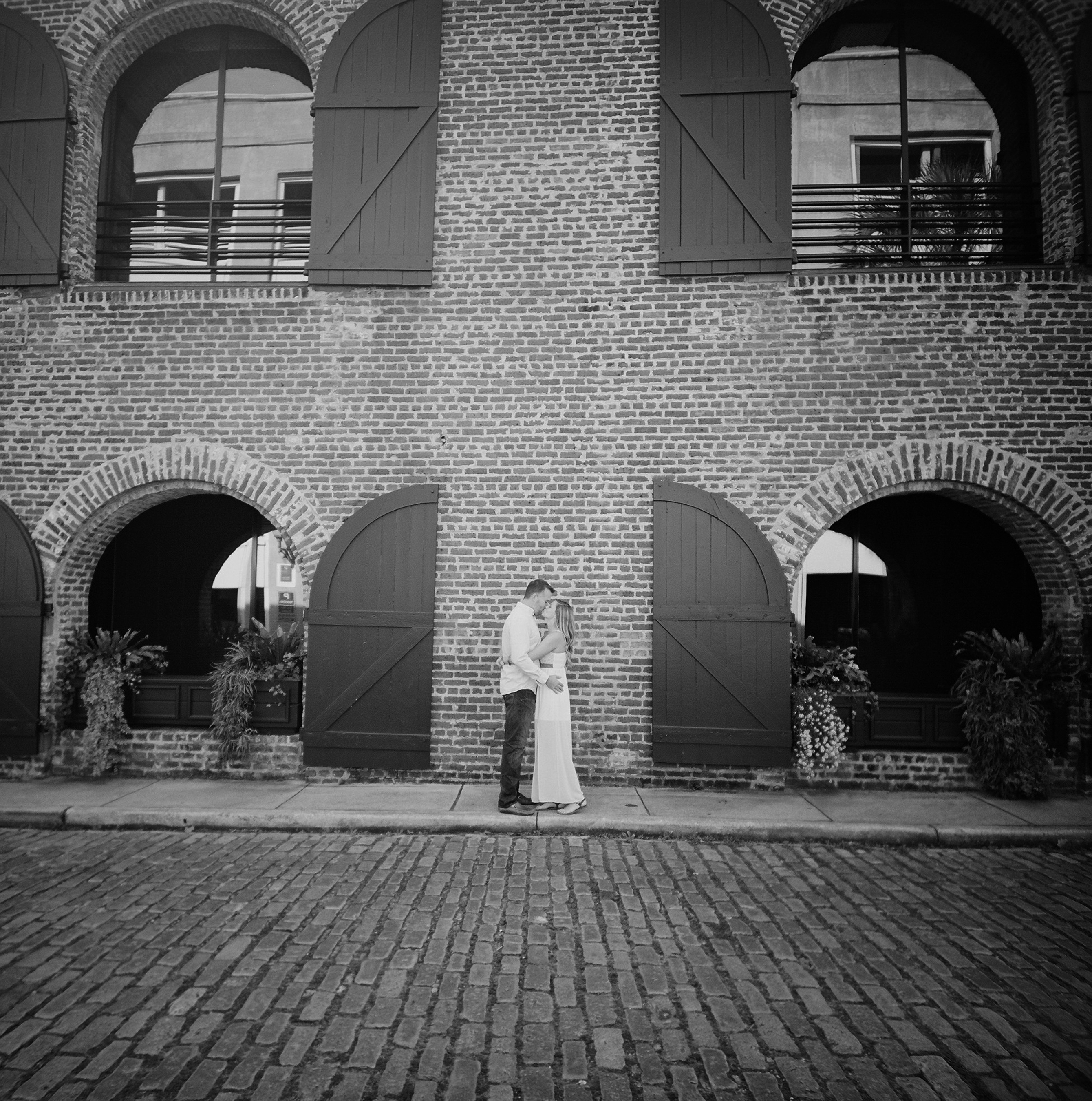 Charleston Wedding Photographers Virgil Bunao Layla and Chris | Engagement