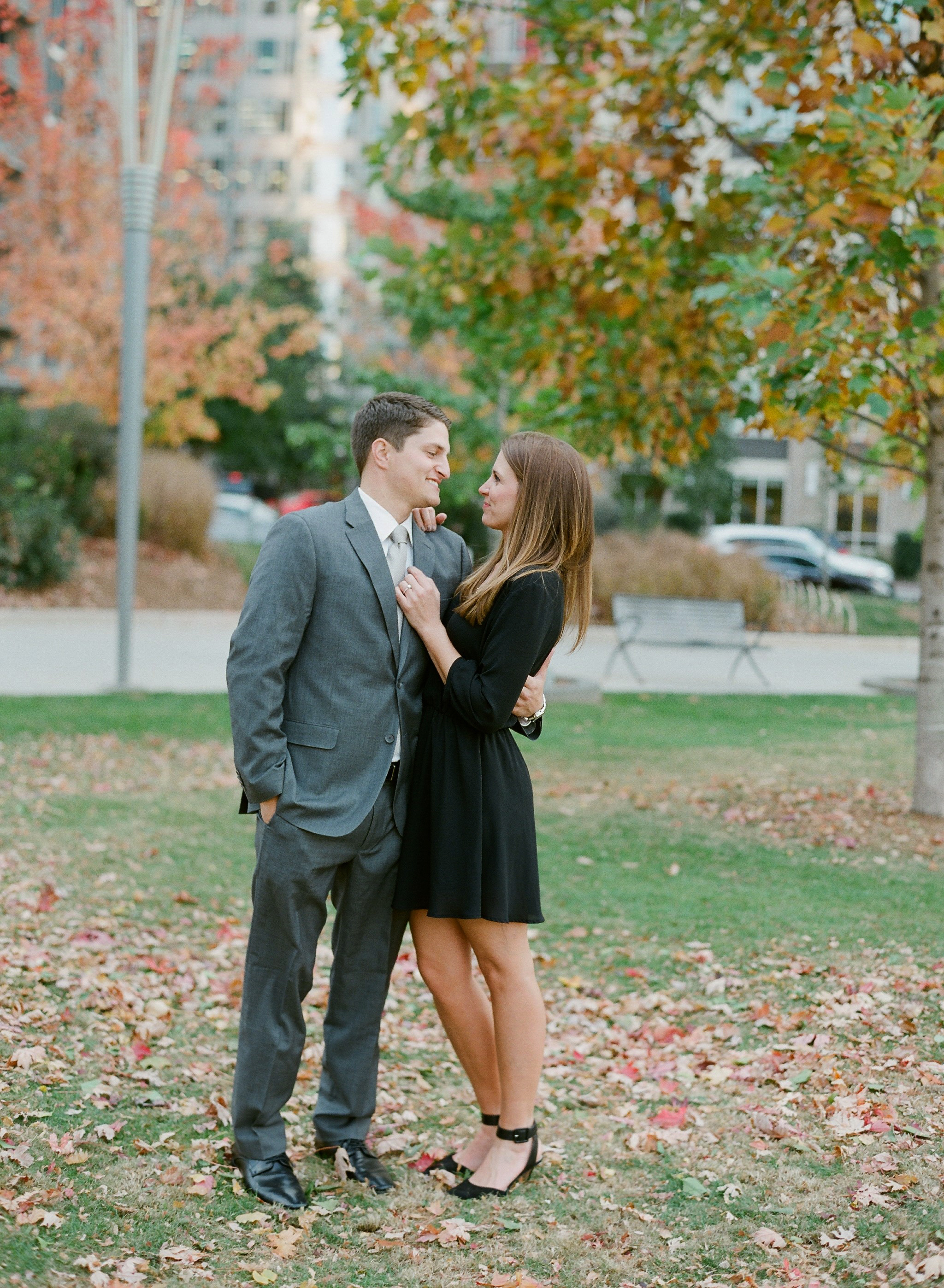 Charleston Wedding Photographers Virgil Bunao Lauren and Kevin | Charlotte Engagement