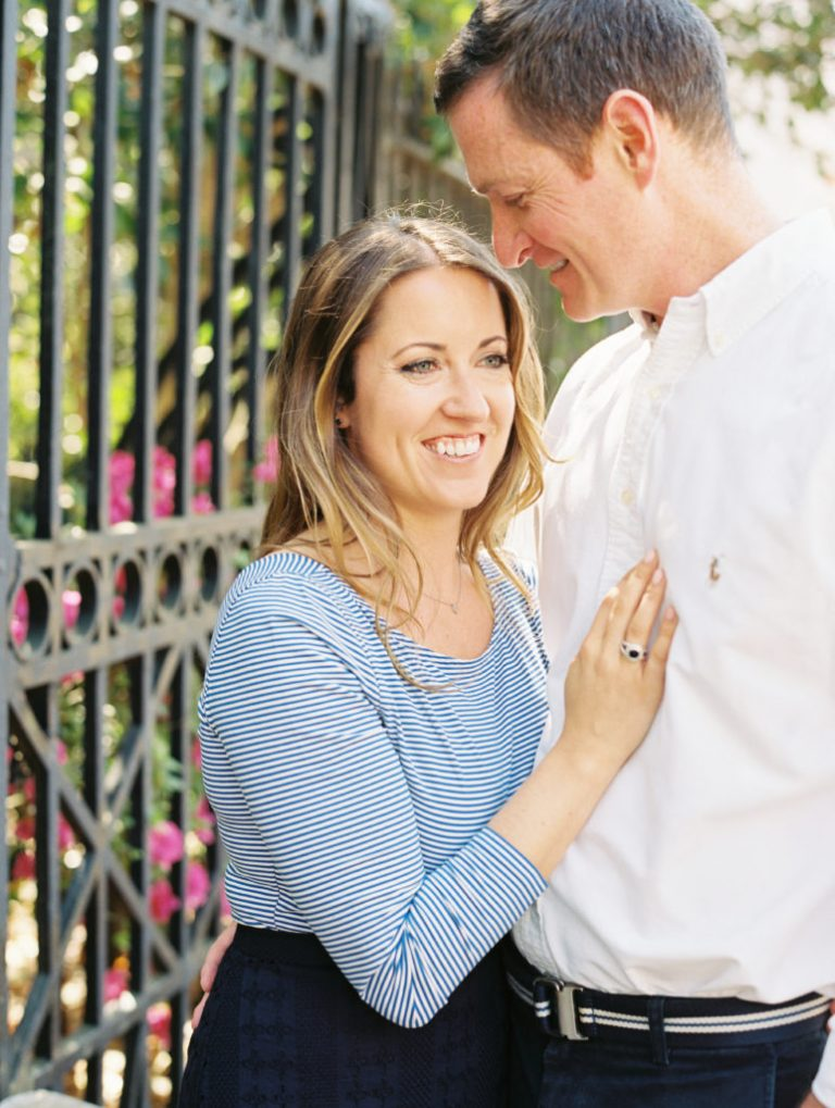 Charleston Wedding Photographers Virgil Bunao Jennifer and Steve | Charleston Engagement | Part One