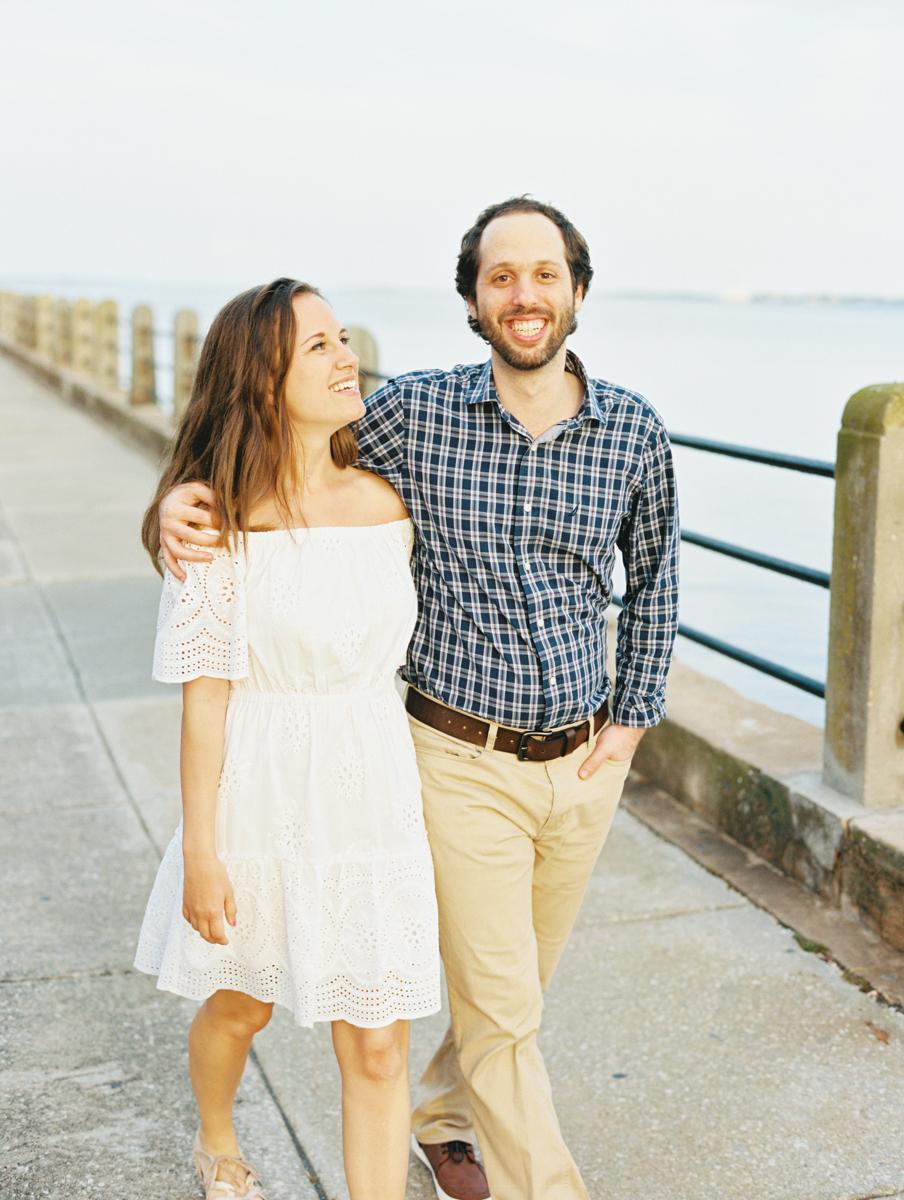 Charleston Wedding Photographers Virgil Bunao Kathleen and Mark | Charleston Engagement