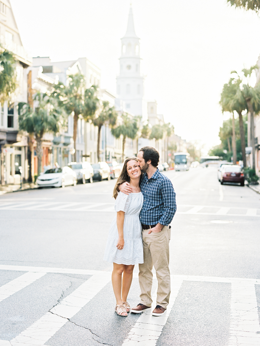 Charleston Wedding Photographers Virgil Bunao Kathleen and Mark | Charleston Engagement