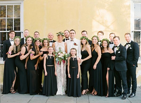 Charleston Wedding Photographers Virgil Bunao a bohemian wedding at the william aiken house