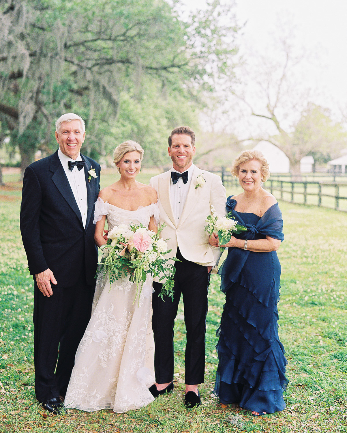 Charleston Wedding Photographers Virgil Bunao A Spring Boone Hall Plantation Wedding in Charleston