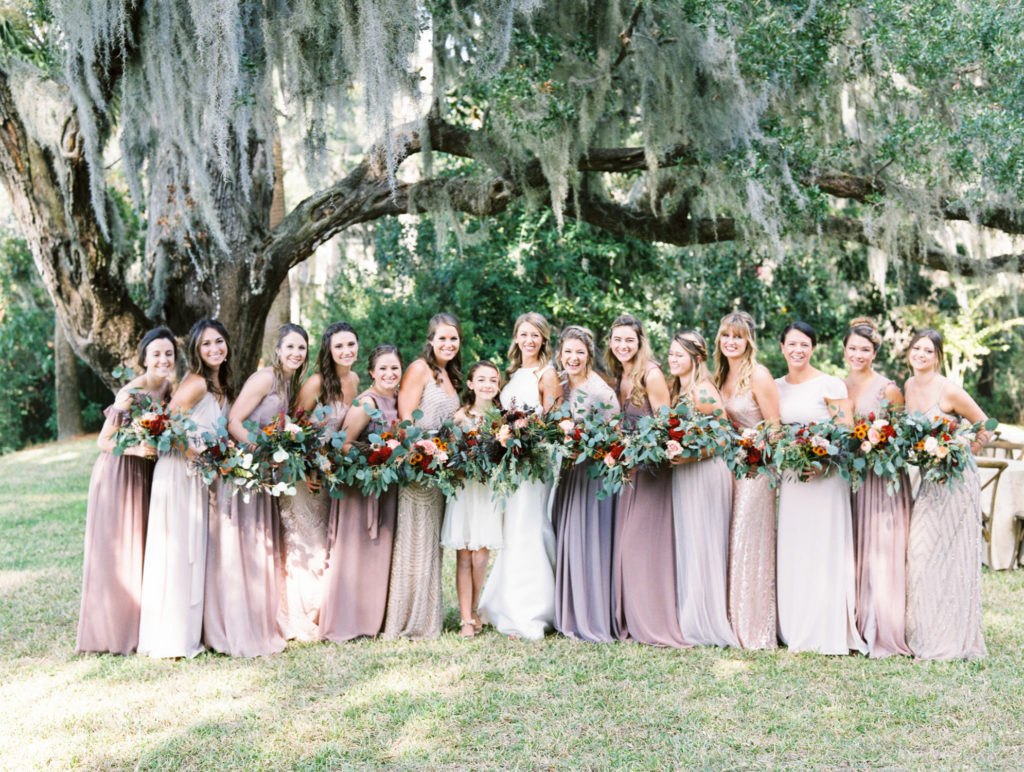 Beaufort Luxury Fine Art Weddings Photography by Virgil Bunao Photographers at the Old Sheldon Church ruins