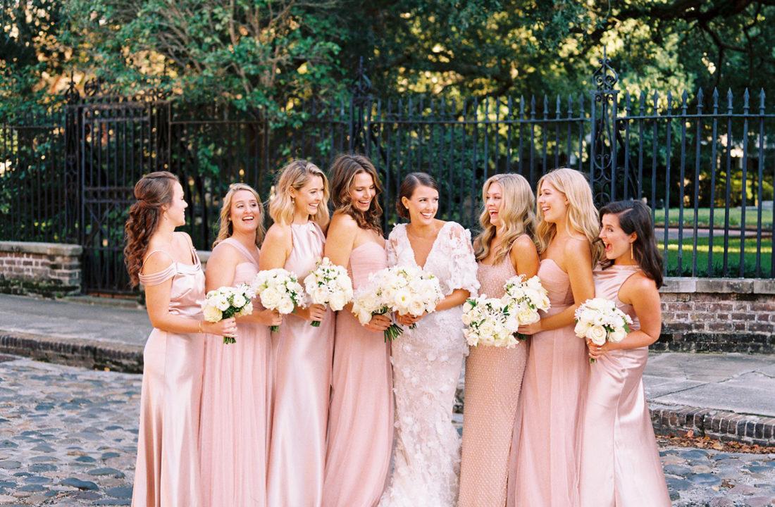 Charleston Wedding Photographer Virgil Bunao documents Luxury Weddings with Film Photography