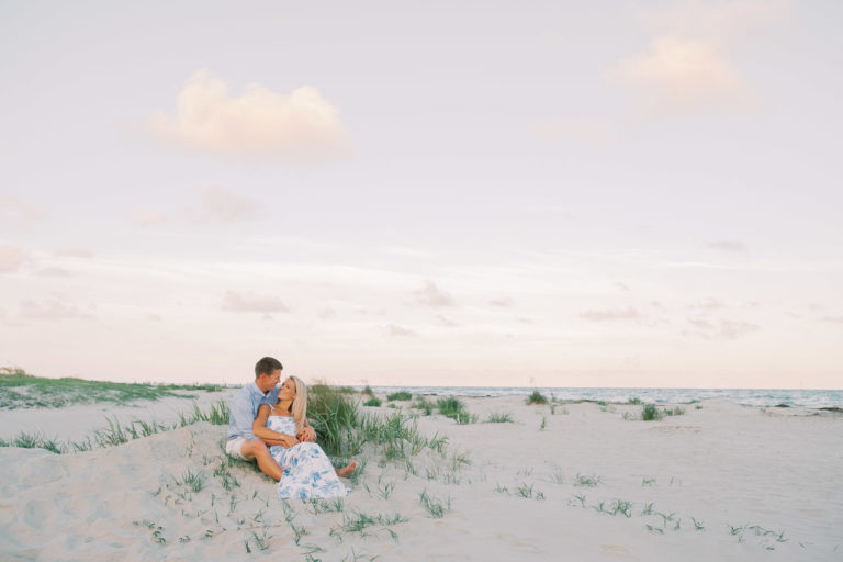 Charleston Wedding Photographers Virgil Bunao Beachy Blues Engagement Shoot in Charleston