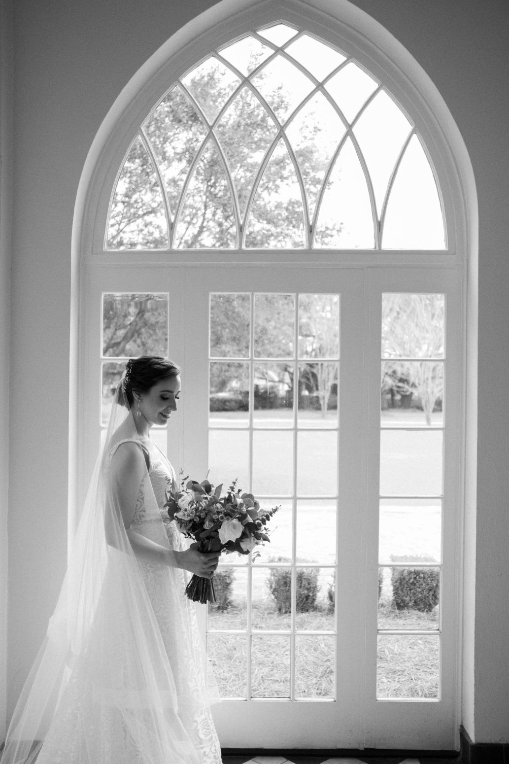 Charleston Wedding Photographers Virgil Bunao Modern Lowndes Grove Bridal Shoot