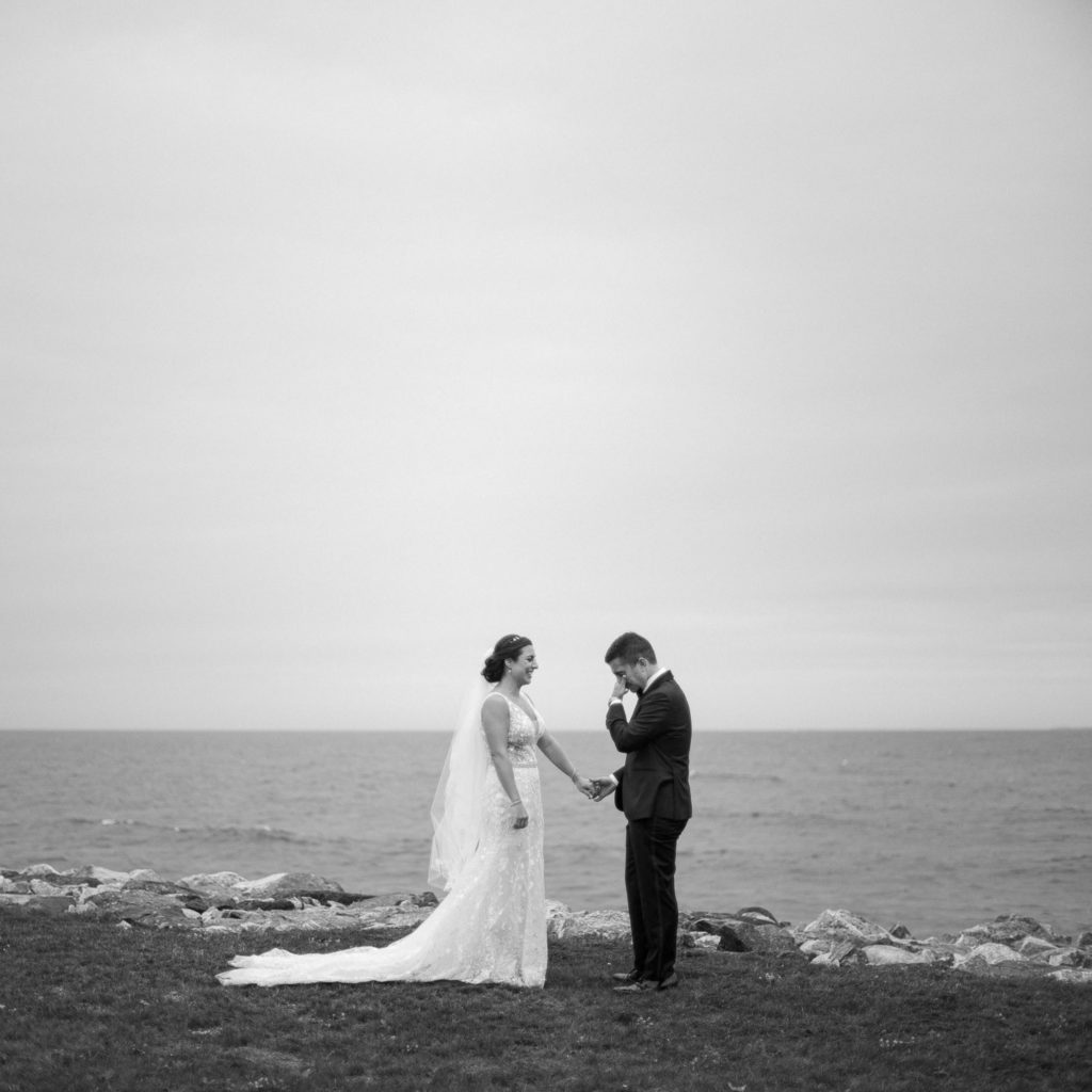 Portsmouth Rye New Hampshire Luxury Fine Art-Weddings by Photographer Virgil-Bunao-Photography