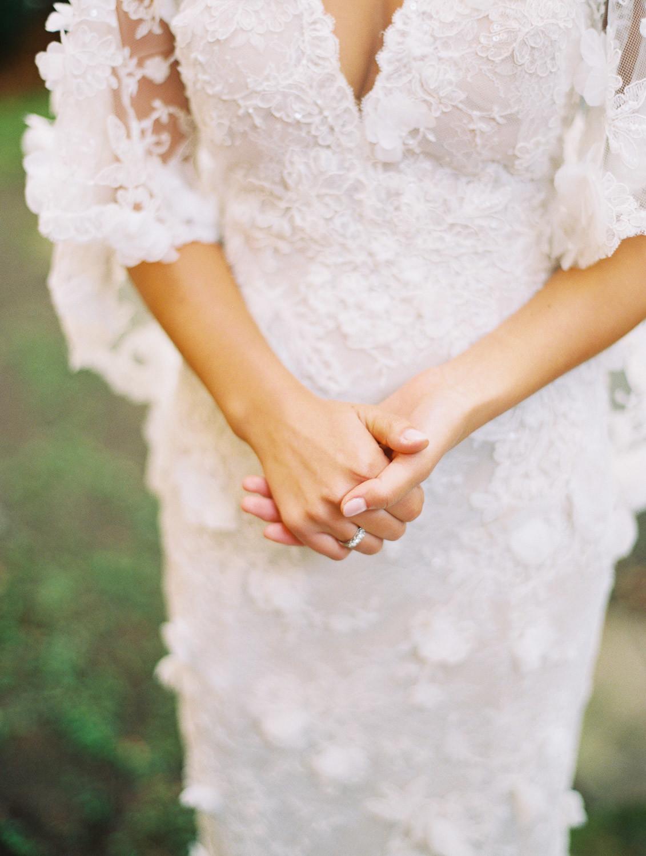 Charleston Wedding Photographers Virgil Bunao Whimsical Blush Wedding at Gibbes Museum of Art