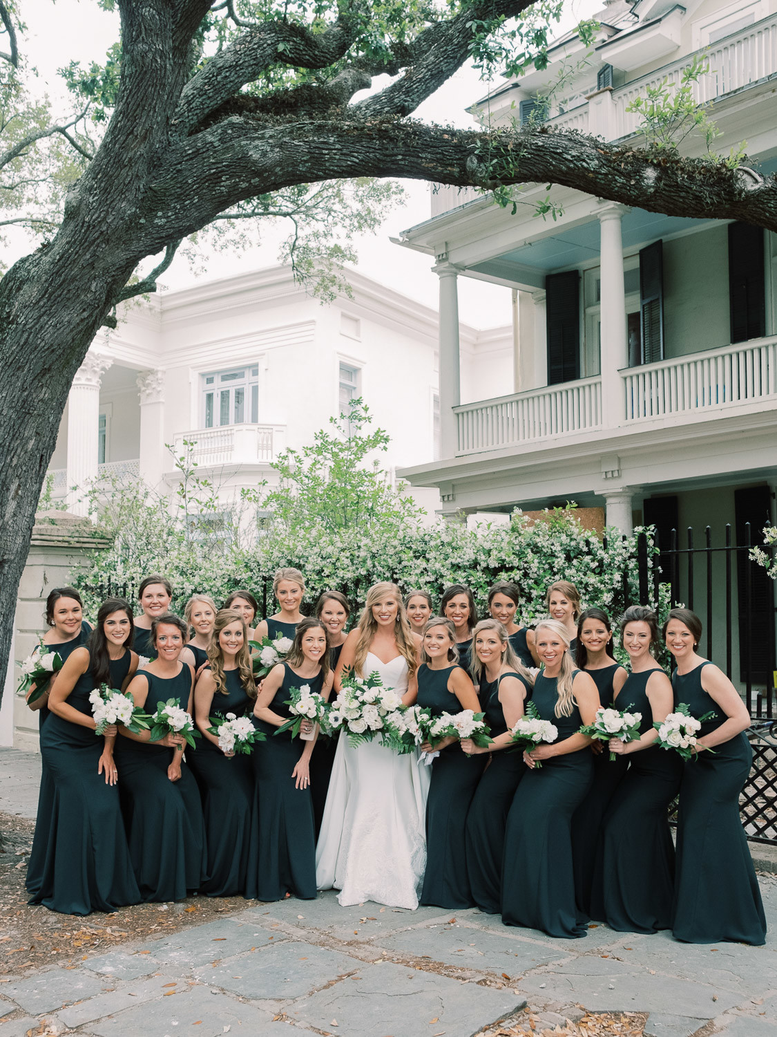 Charleston Wedding Photographers Virgil Bunao Elegant Downtown Charleston Wedding