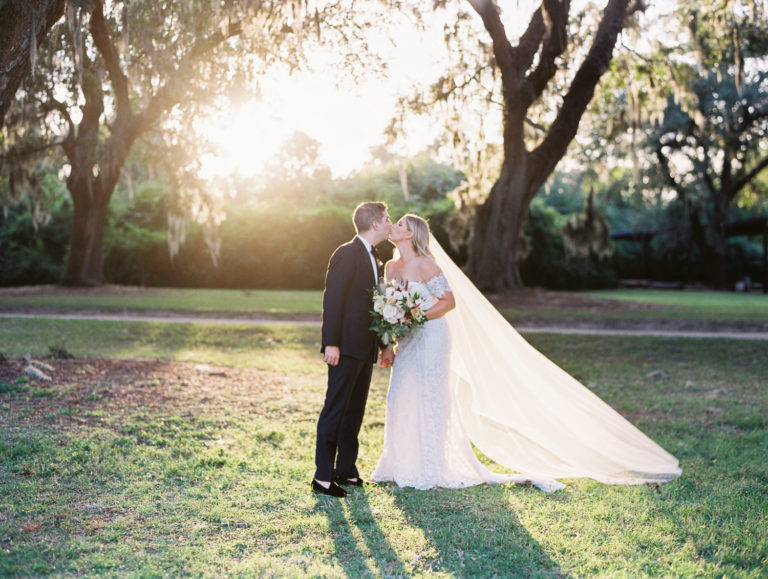 Charleston Wedding Photographers Virgil Bunao Classic Fall Wedding at Boone Hall Plantation