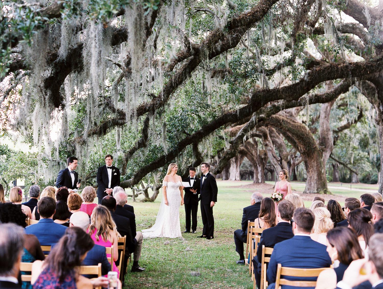 Charleston Wedding Photographers Virgil Bunao Classic Fall Wedding at Boone Hall Plantation