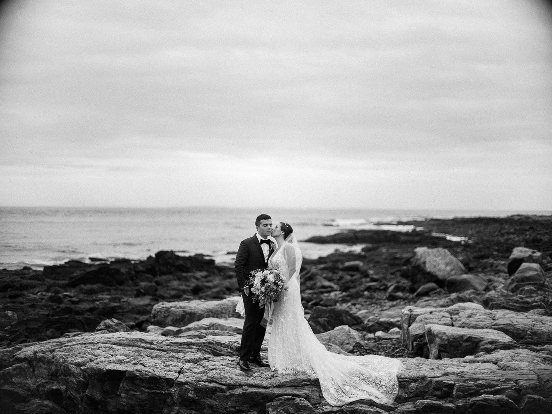 Charleston Wedding Photographers Virgil Bunao New Hampshire Wedding on the Coast