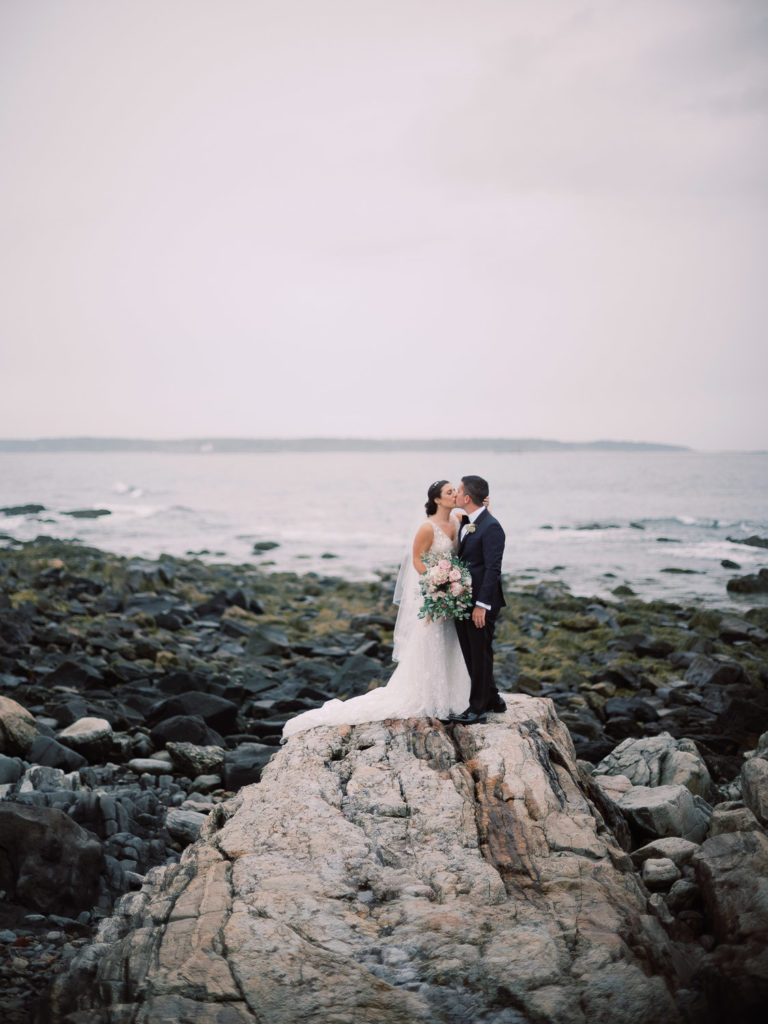 Charleston Wedding Photographers Virgil Bunao New Hampshire Wedding on the Coast