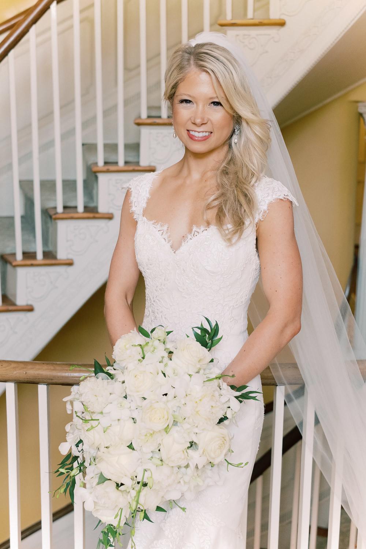 Charleston Wedding Photographers Virgil Bunao Elegant Bridal Portraits