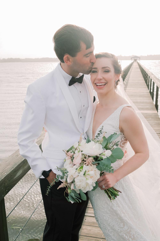 Charleston Wedding Photographers Virgil Bunao Spring Wedding at Lowndes Grove