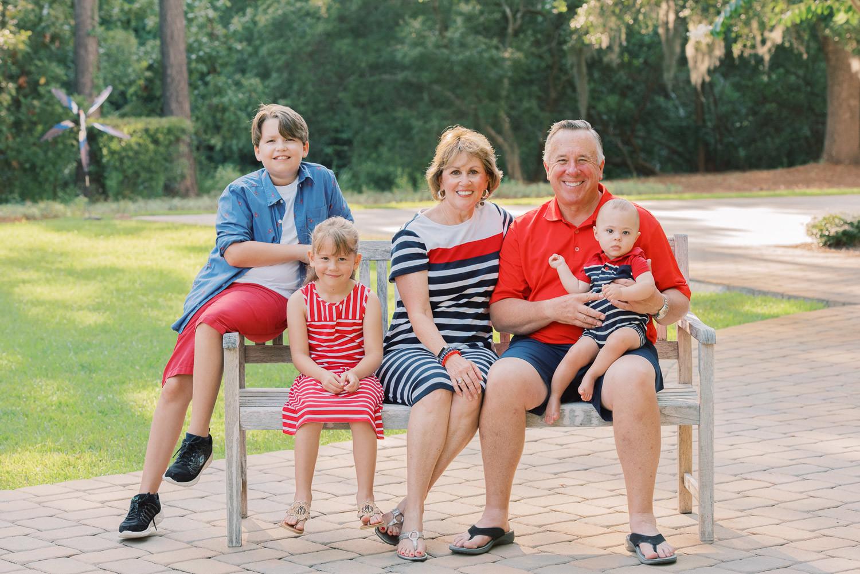 Charleston Wedding Photographers Virgil Bunao Family Photo Session in DeBordieu
