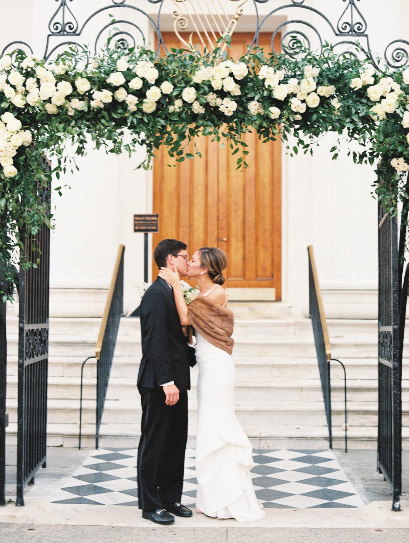 Charleston Wedding Photographers Virgil Bunao Blush Pink Wedding at Hibernian Hall in Charleston
