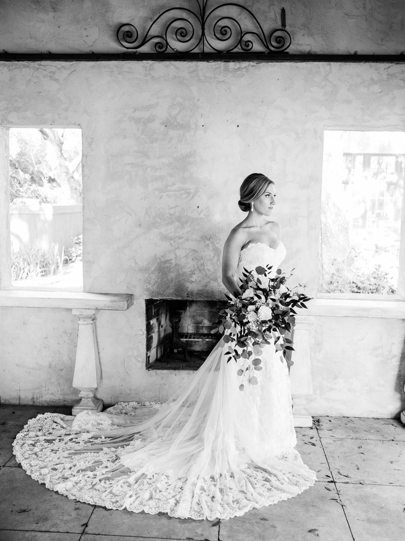 Charleston Wedding Photographers Virgil Bunao River Oaks Bridal Portraits