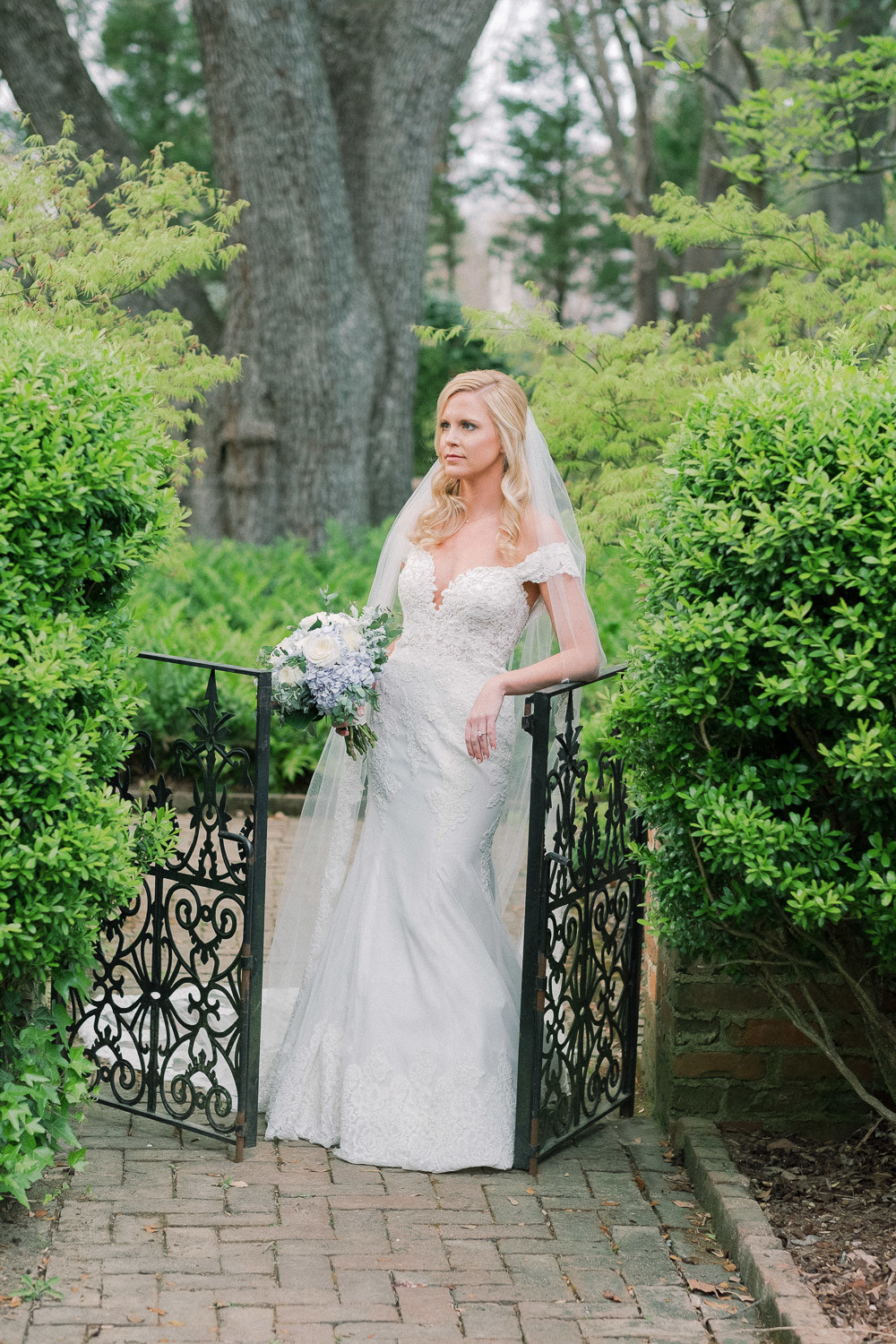 Charleston Wedding Photographers Virgil Bunao Bridal Portraits in Downtown Columbia