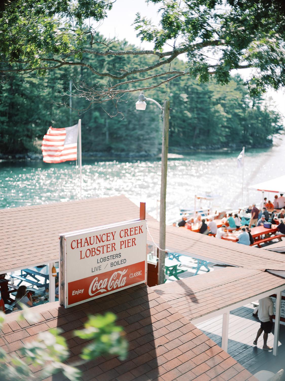Charleston Wedding Photographers Virgil Bunao Chauncey Creek Lobster Pier
