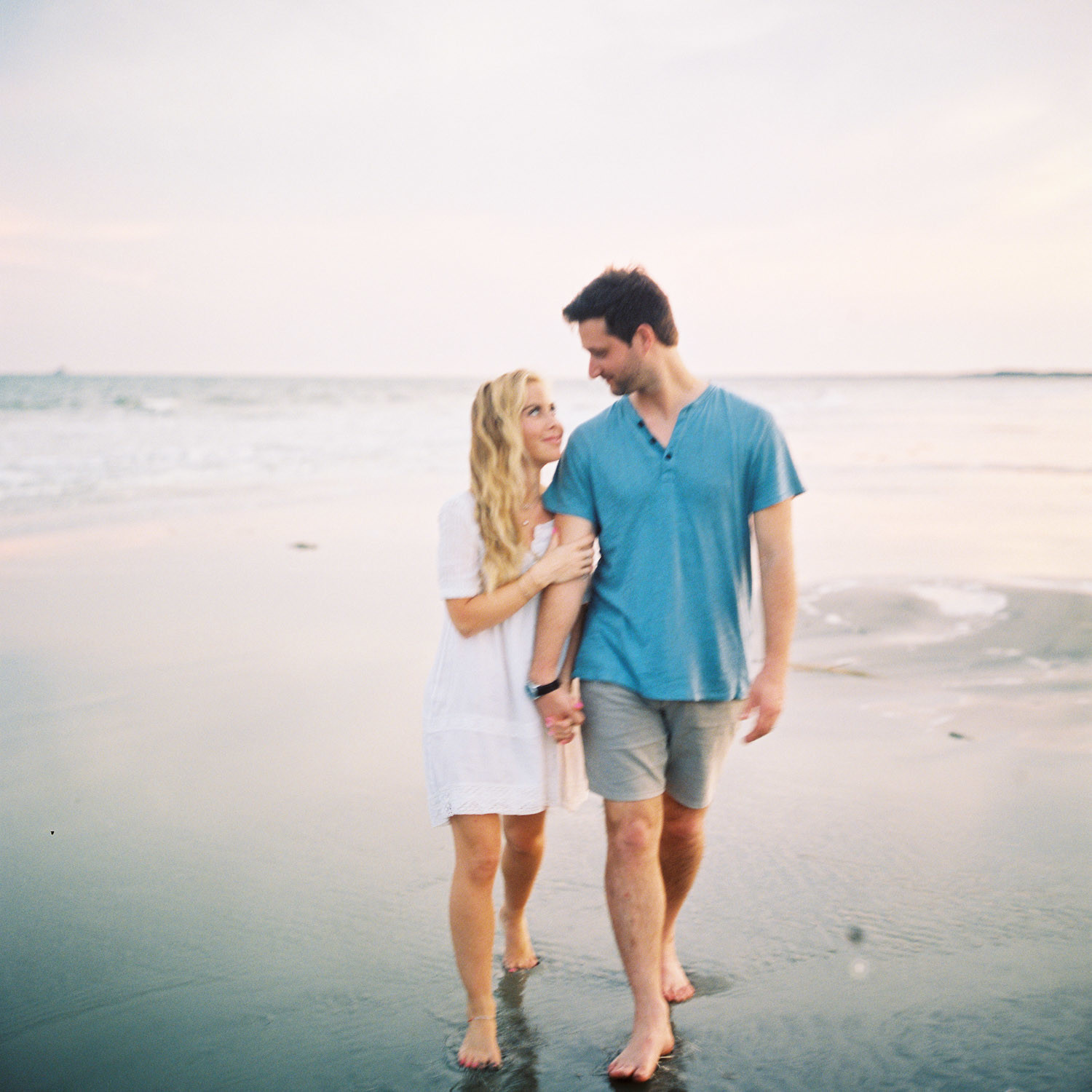 Charleston Wedding Photographers Virgil Bunao Couple Portraits at Gorgeous Kiawah Island Home