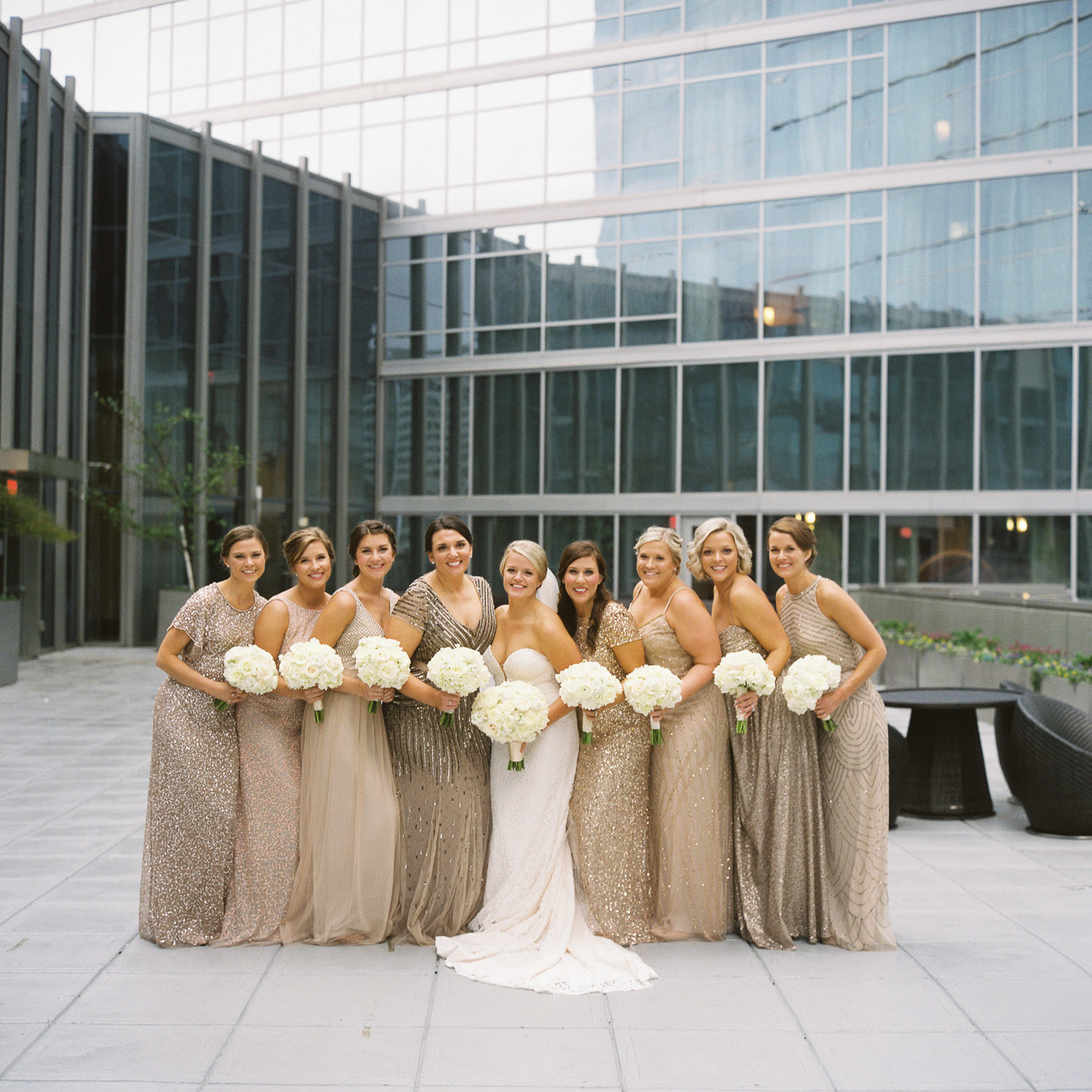 Charleston Wedding Photographers Virgil Bunao Modern Wedding in Atlanta