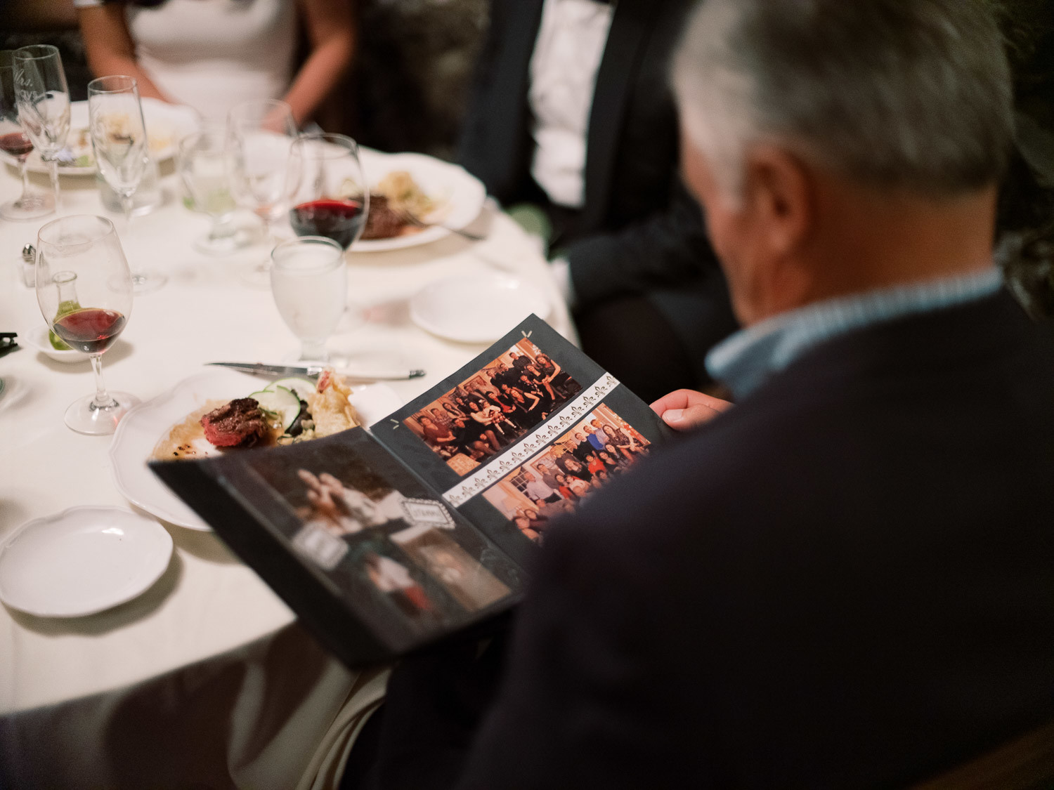 Charleston Wedding Photographers Virgil Bunao Tavern-esque Rehearsal Dinner in New Hampshire