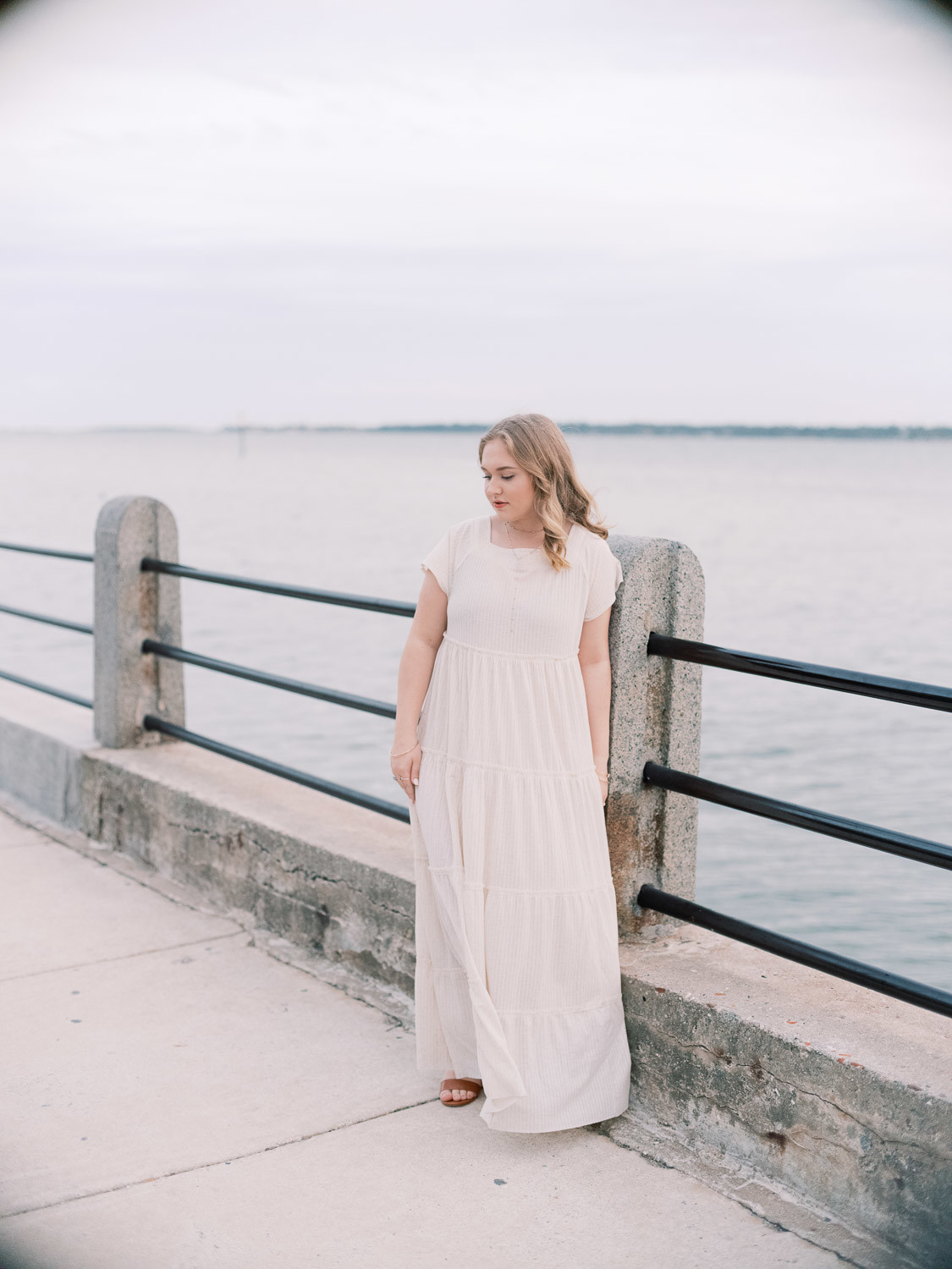 Charleston Wedding Photographers Virgil Bunao Senior Pictures in Downtown Charleston