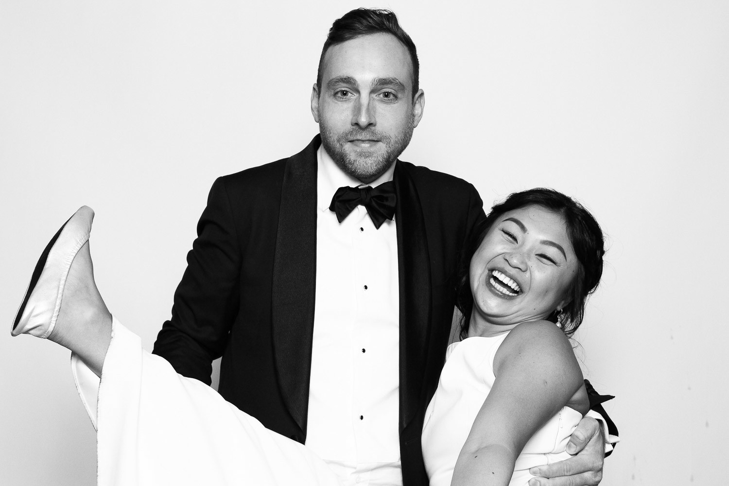 Charleston Wedding Photographers Virgil Bunao Why You Should Have a Black + White Photo Booth at Your Next Party