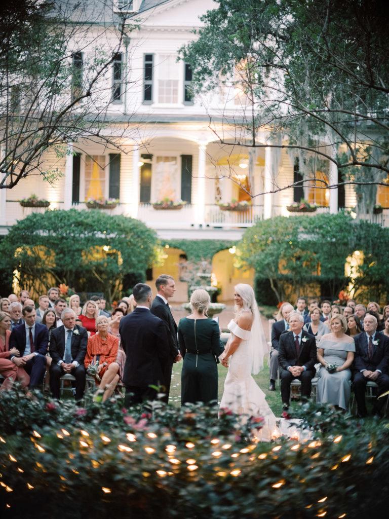 Charleston Wedding Photographers Virgil Bunao Downtown Charleston Wedding at Governor Thomas Bennett House