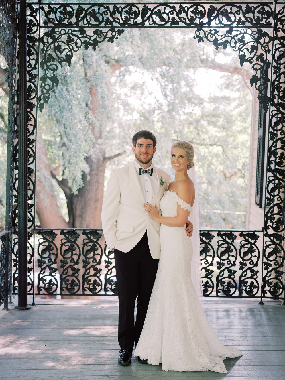Charleston Wedding Photographers Virgil Bunao Powder Blue Wedding at the Lace House