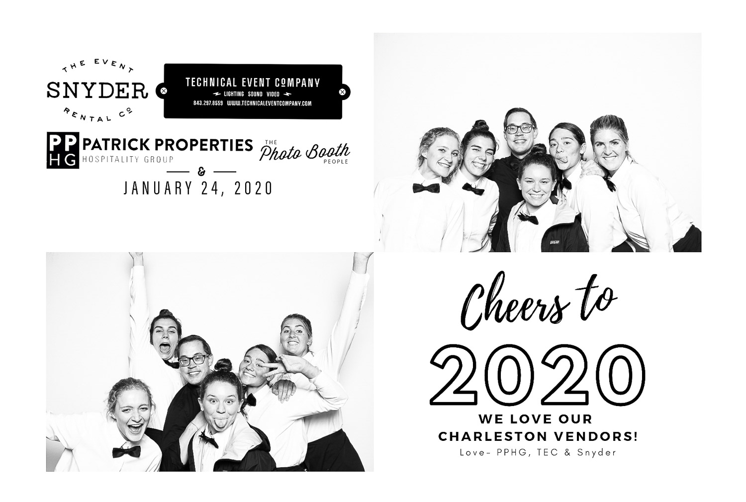 Charleston Wedding Photographers Virgil Bunao What Happens in the Photo Booth Stays in the Photo Booth