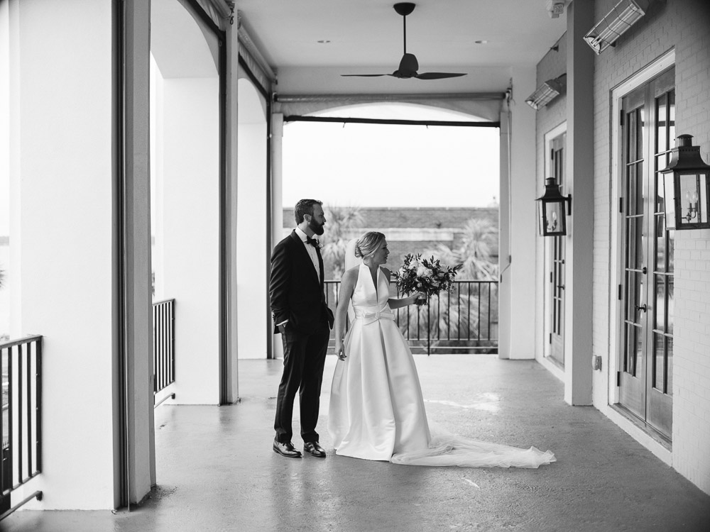 Charleston Wedding Photographers Virgil Bunao Modern Wedding at Carolina Yacht Club