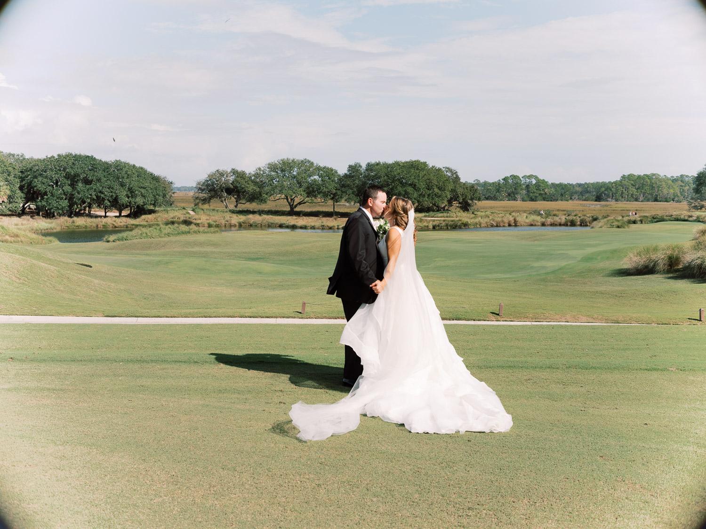 Charleston Wedding Photographers Virgil Bunao Fall Wedding at the Rivercourse Club on Kiawah Island