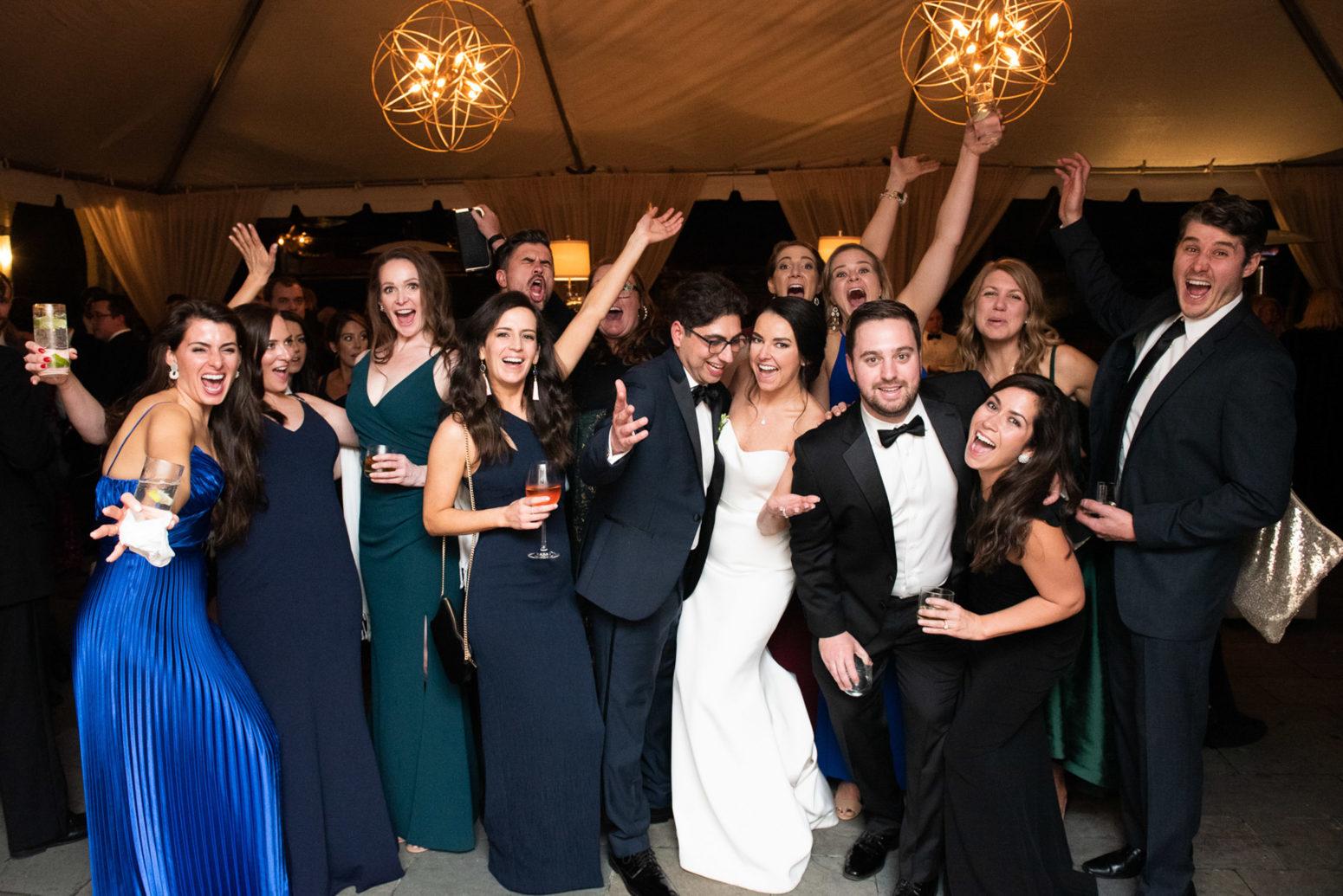 Charleston Wedding Photographers Virgil Bunao Classic Winter Wedding at the William Aiken House