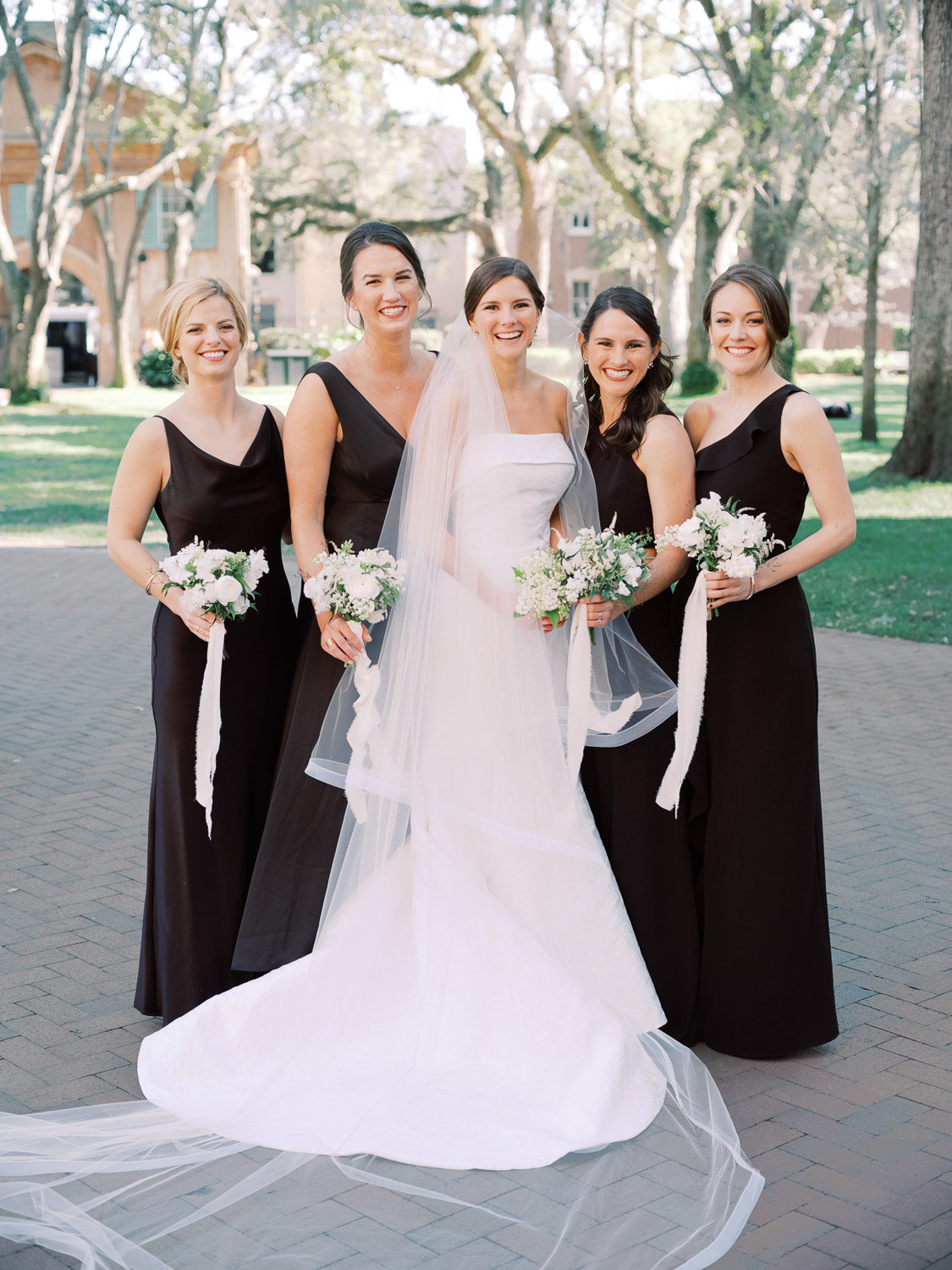 Charleston Wedding Photographers Virgil Bunao Classic Downtown Charleston Wedding at the Gibbes Museum of Art