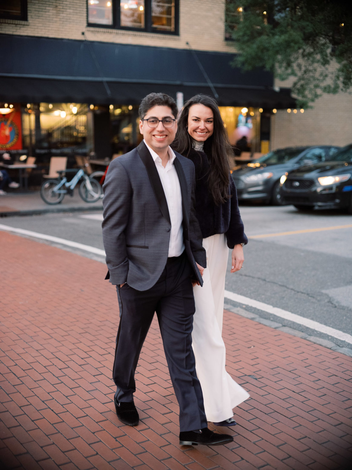 Charleston Wedding Photographers Virgil Bunao Downtown Charleston Rehearsal Dinner at 39 Rue de Jean